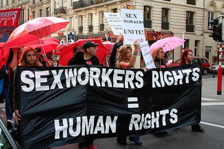 decriminalizing sex work