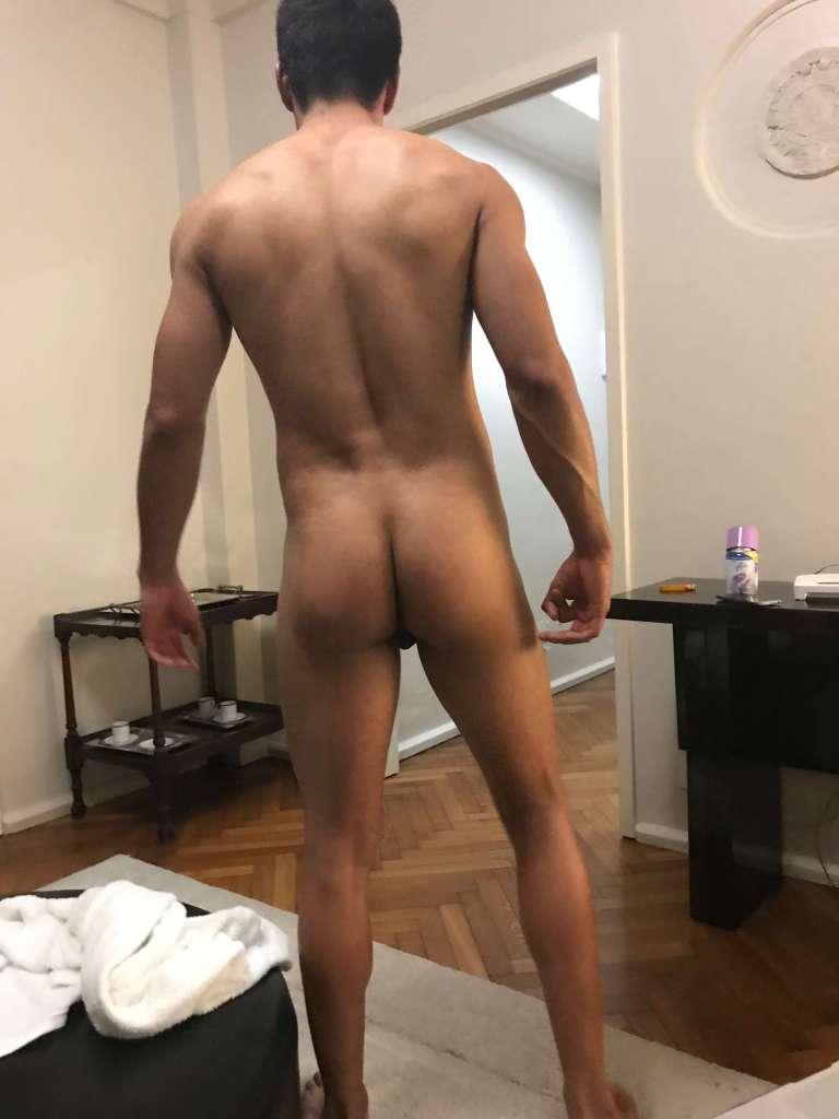la espalda de franco