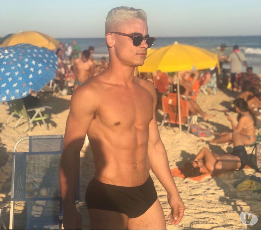 Jonathan at the beach
