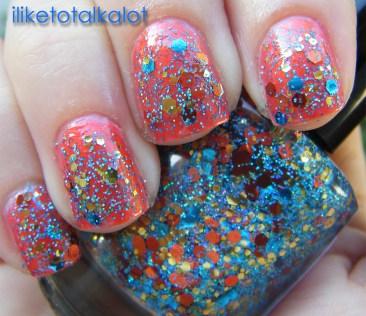 iliketotalkalot rainbow polish havasu 3