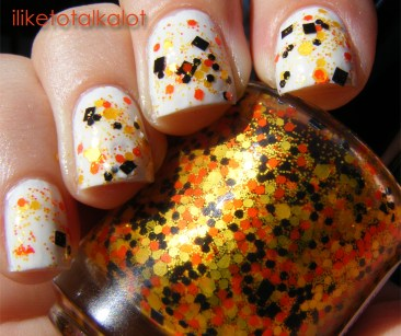 iliketotalkalot rainbow polish monarch 2