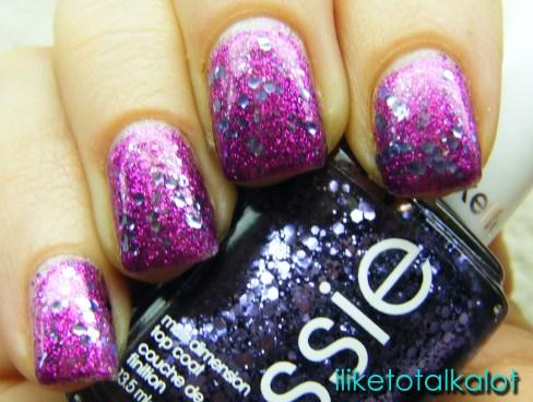 illiketotalkalot glitter bomb nails 1