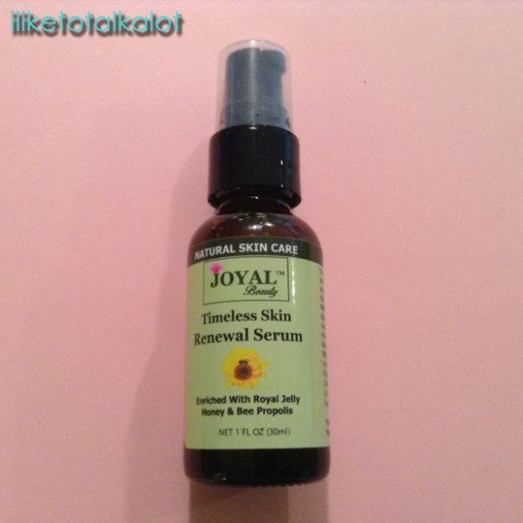 joyal timeless skin renewal serum iliketotalkalot
