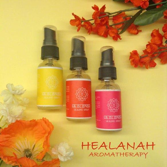 HEALANAH healing spray iliketotalk iliketotalkblog