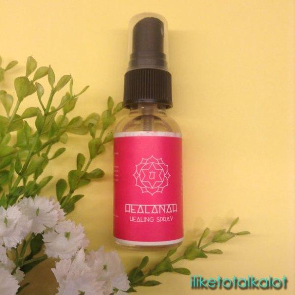 healanah healing spray love iliketotalkblog iliketotalkblog