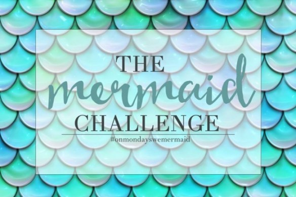 mermaid beauty challenge