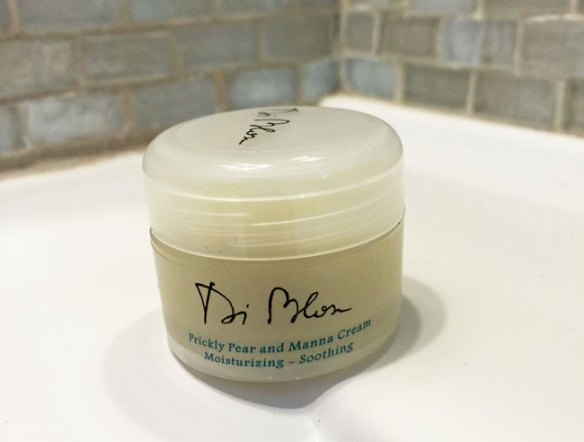 di blasi cosmetics prickly pear and manna cream review by iliketotalkblog