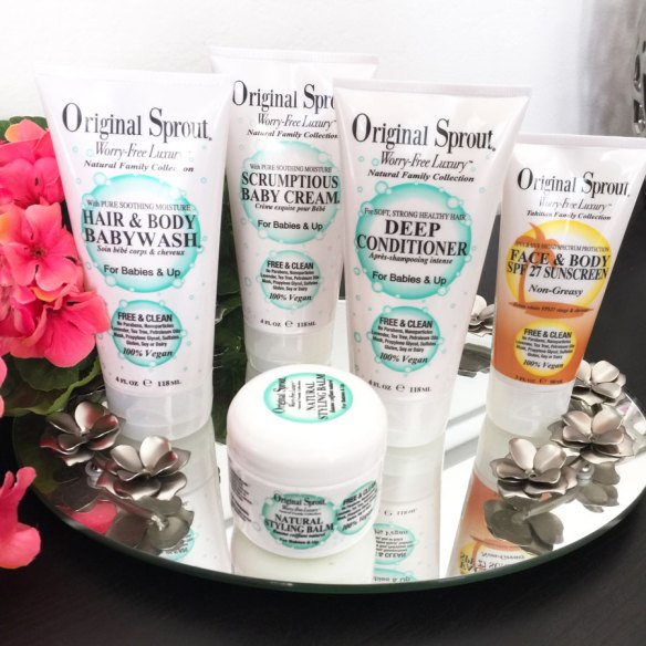 Original Sprout Baby Products review by iliketotalkblog