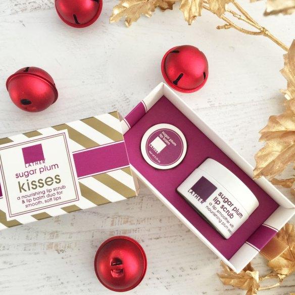 lather sugar plum kisses iliketotalkblog