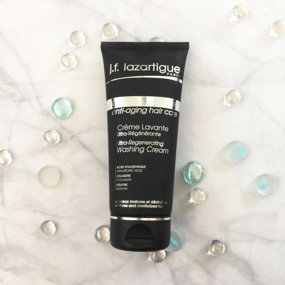 J.F Lazartigue : Anti-Aging Hair Care review by iliketotalkblog