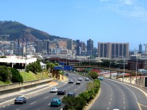 Beauty Of Cape Town Waste Time