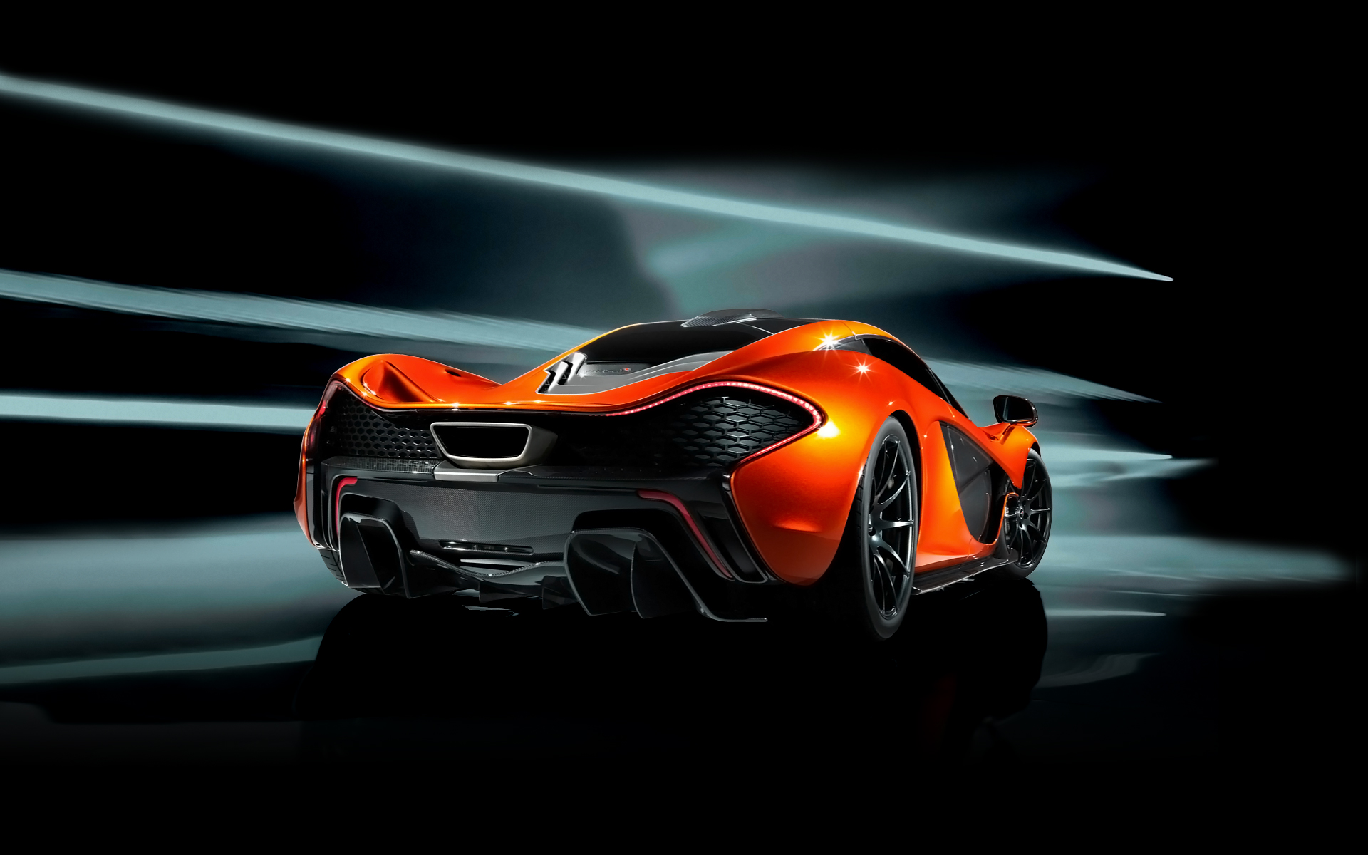 Daily Wallpaper Exclusive The All New McLaren P1 I