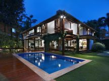Stunning Garden House in Brazil [18 Pics] | I Like To ...