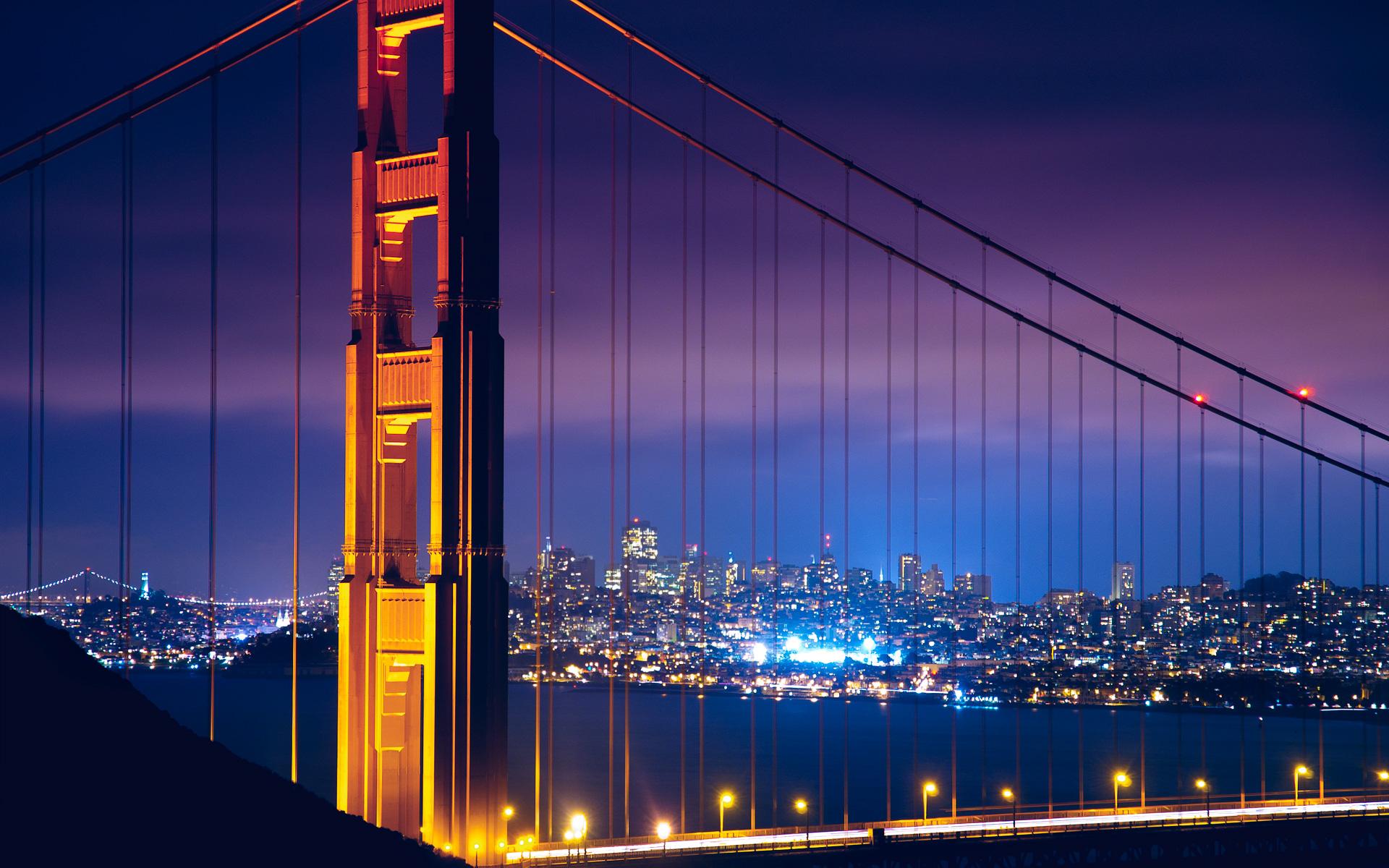Los Angeles Quotes Wallpapers Daily Wallpaper Golden Gate Bridge San Francisco