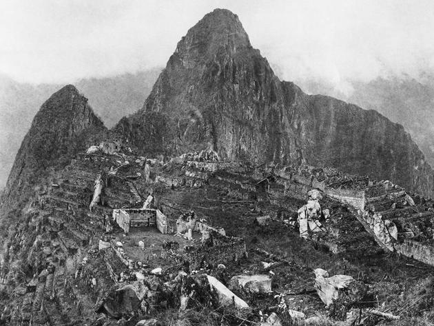 Machu Picchu discovery