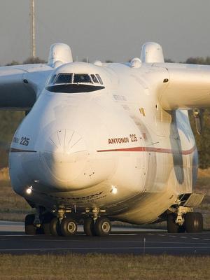 Antonov An-225 Mriya : antonov, an-225, mriya, Antonov, 'Mriya', Largest, Airplane, World, Waste