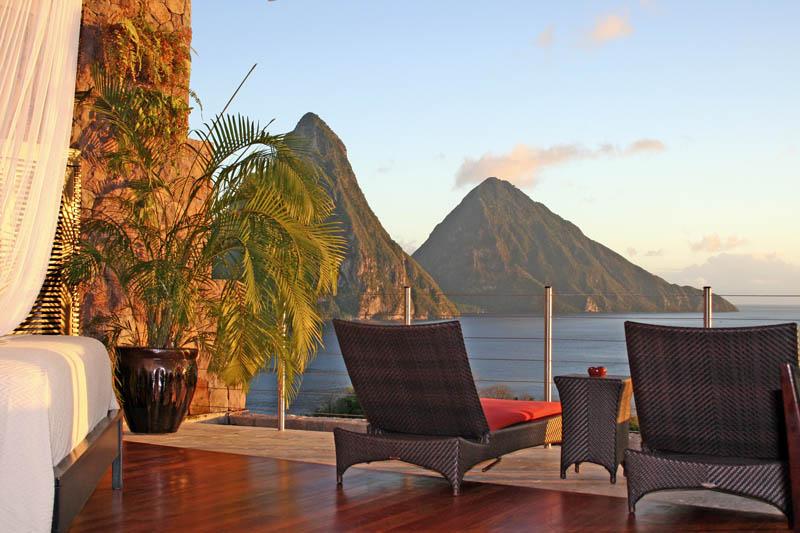 Jade Mountain St Lucia  Romantic Luxury Resort  I Like