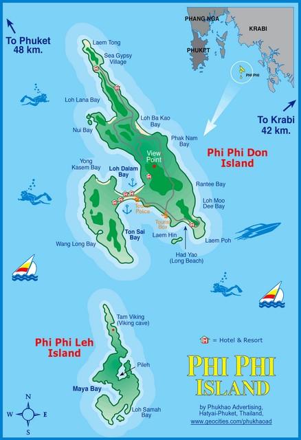 Phi Phi Island Bilder Og Anmeldelser Av Utflukter Til Maya Bay