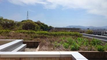 visitors lounge view nakatsu hospital japan