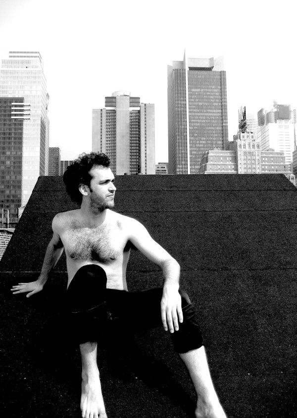 patrick's on the roof.