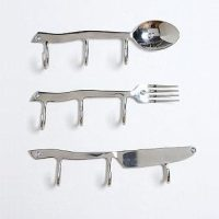 fork knife spoon hooks