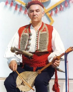"""КУД """"Бисери Славоније"""" Осијек, Хрватска (1980 год.)"""