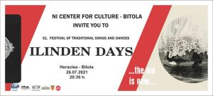 """Read more about the article Parade and grand opening of the festival """"Ilinden Days"""""""