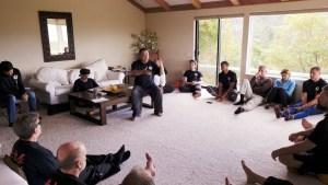 GM Sam Chin teaching