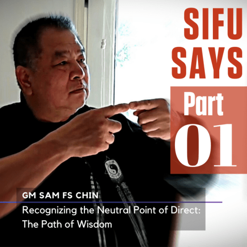 Recognizing the Neutral Point of Direct: The Path of Wisdom Part 1