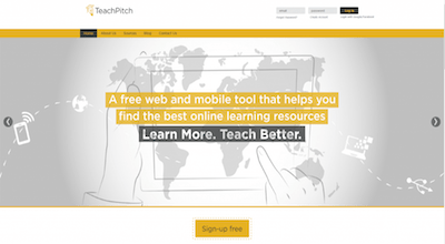 TeachPitch Logo