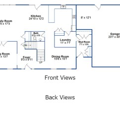 Eagle Wing Diagram 7 Rv Wiring 4020 Road Springfield Il 62711 Floor Plan