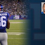 JEROME CUNNINGHAM TE #86 Height: 6-4 Weight: 240 Age: 24 College: Southern Connecticut State Experience: 1
