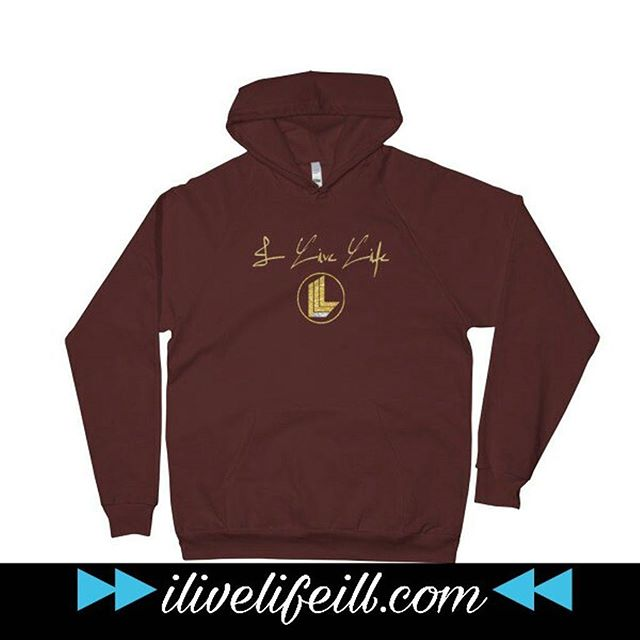 Shorter Days=Longer Sleeves? Head to ilivelifeill.com #ilivelifeill#truffle #color #sweatshirt #hoodie #graphic #design #art #gold #foil #logo #longsleeves #long #stayalive #staywarm #hot #cold #winter #Californian #fleece #cotton #kangaroo #pocket #apparel #fashion #usa #America #madeinamerica #clothing