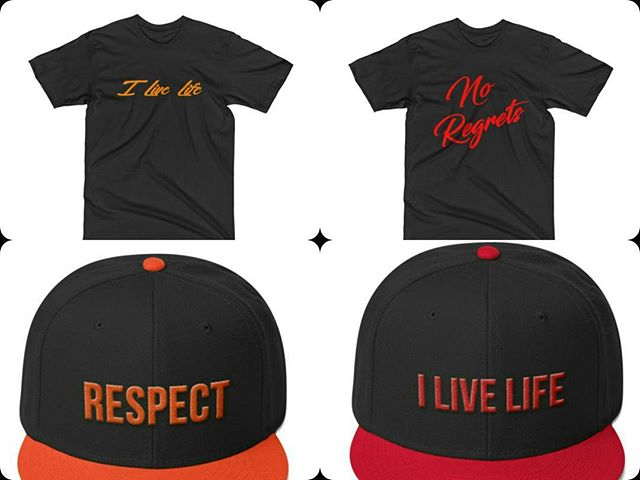 Purchase the ILL combo.Snapbacks and T-shirts.Ilivelifeill.com#snapback #hat #tee #tshirt #combo #fashion #clothingline #online #store #shop #noregrets #instagood #instadaily #classic #match #orange #red #brand #official #women #mensfashion #motivation #inspiration #motivate #inspire #cute #swag #ecommerce #graphicdesign