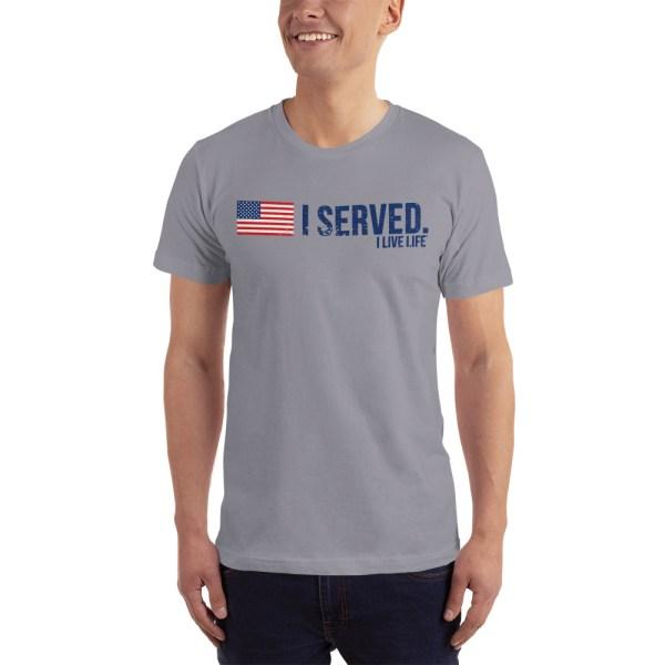 I-SERVED-American-Tshirt-ilivelifeill