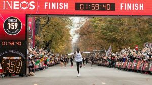 Photo-of-Eliud-Kipchoge-October-12-2019-No-Human-Is-Limited
