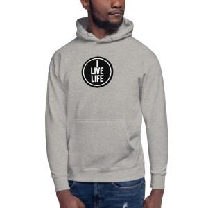 I Live Life Full Circle Premium Hoodie