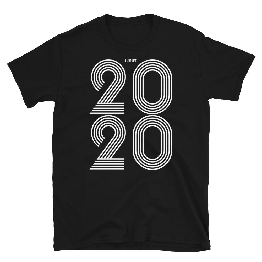 The I Live Life 2020 T-Shirt on ilivelifeill.com