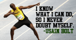 7 Of The Best Usain Bolt Motivational Quotes
