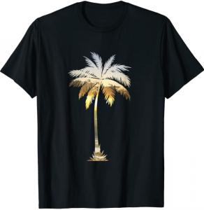 I Live Life Palm Tree Silhouette | Tropical Beach Sunset T-Shirt https://www.amazon.com/dp/B07KWPYNTZ