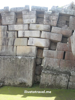 Some structures in Machu Picchu are tilting and in danger of collapse - Peru