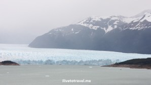 A Long Trip to Get to a Glacier