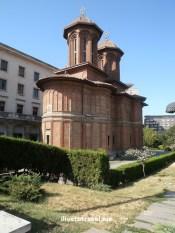 Cretulescu Basilica towards C. Victoriei
