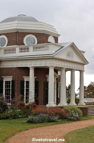 Monticello, Thomas Jefferson's home in Virginia