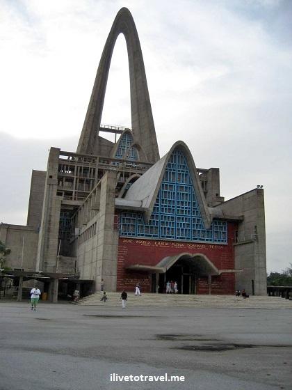 Basilica Altagracia Higüey Dominican Republic church