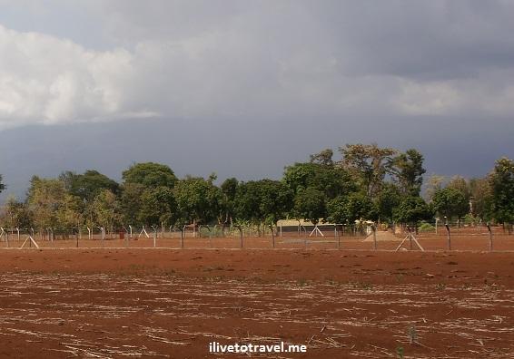 New Kili Centre location in Moshi, Tanzania