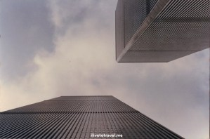 Photo of the Week – Never Forget the Twin Towers