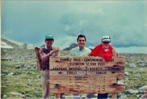 National Park, Colorado, Long Lake, Rocky Mountain, hiking, view, vista, photo, Pawnee Pass
