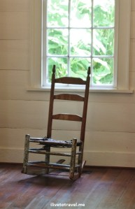 rocking chair, Madison, Georgia, Morgan County, South, architecture, antebellum, photo, travel, Canon EOS Rebel