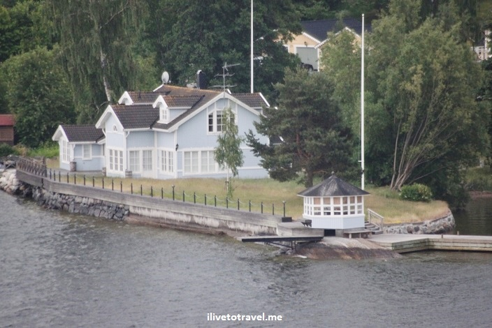 house, Stockholm, Sweden, islands, sea, photo, travel, Canon EOS Rebel